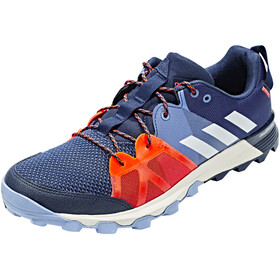 adidas Kanadia 8.1 Trail Løbesko Herrer orange/blå